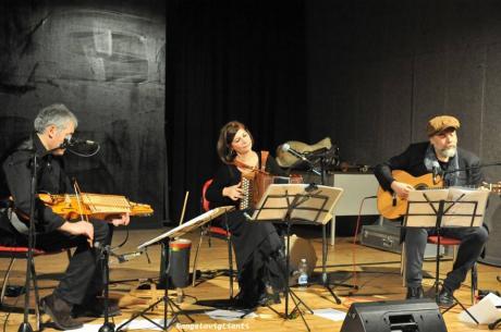 """""""La Buona Novella"""" in Chiesa Madre a Manduria, con i musicisti dell'Orchestra Popolare di Ambrogio Sparagna"""