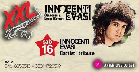 Innocenti Evasi (Omaggio a Lucio Battisti) at XXL MUSIC PUB