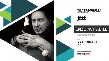 Enzo Avitabile in Acoustic World
