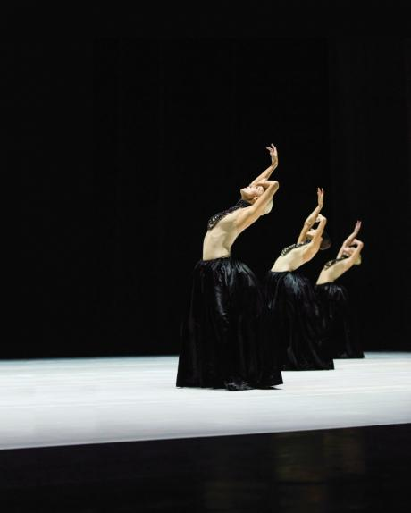 Ballet Company of Gyor in