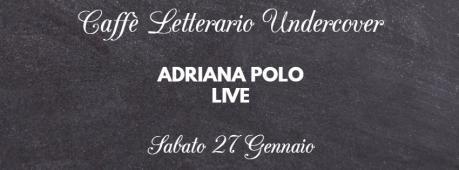Adriana Polo live concert