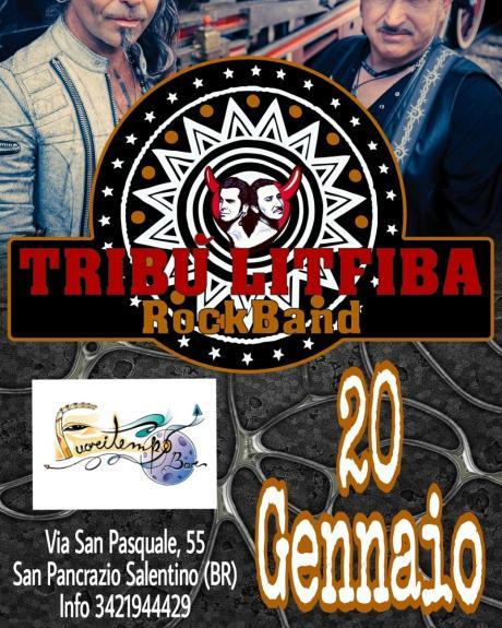 TRIBÙ LITFIBA Live FUORITEMPO