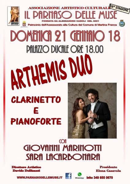 Arthemis Duo Concerto