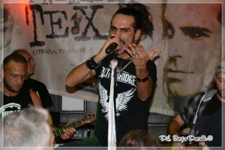 I NeMiCi Di Tex - tribute band Litfiba a Bisceglie