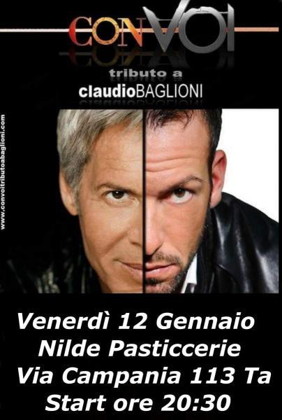 Dolci Note D'Inverno - Con Voi Tributo a Claudio Baglioni