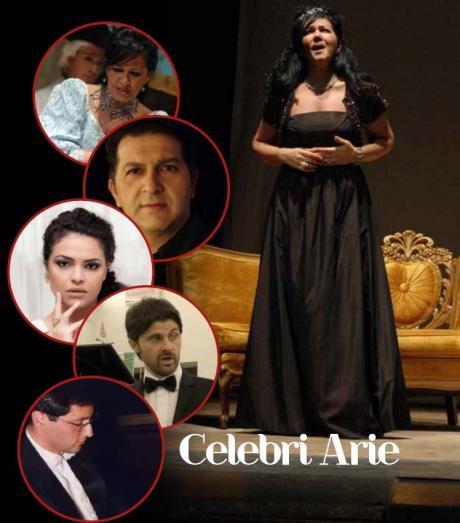 Celebri Arie - Dalla magia dell'Opera al fascino dell'Operetta, agli intramontabili Classici d'Autore
