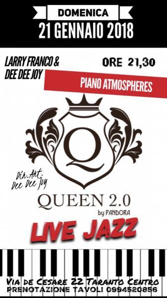 Live Jazz @ Queen 2.0