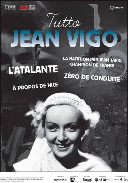TUTTO JEAN VIGO in V.O. sottotitolata e restaurata
