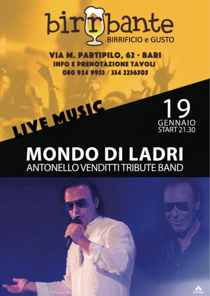Antonello Venditti tribute band