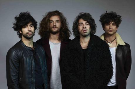 La band milanese Canova in concerto al Demodè
