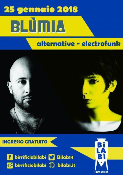 Bilabì Live Club - Blùmia