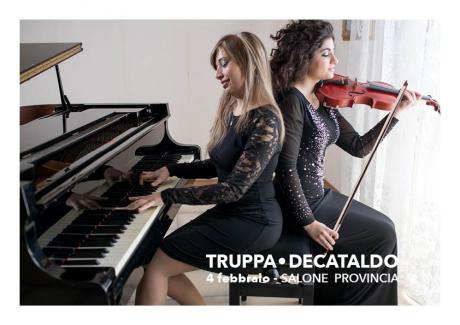 Flavia Truppa, Violino Cinzia Decataldo