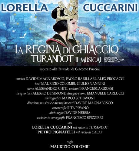 La Regina di Ghiaccio - Turandot il Musical