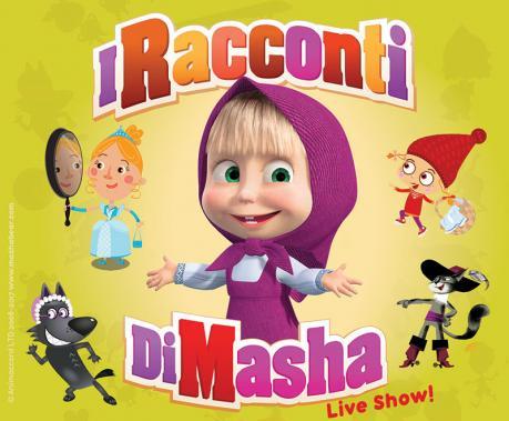 I Racconti di Masha Live Show
