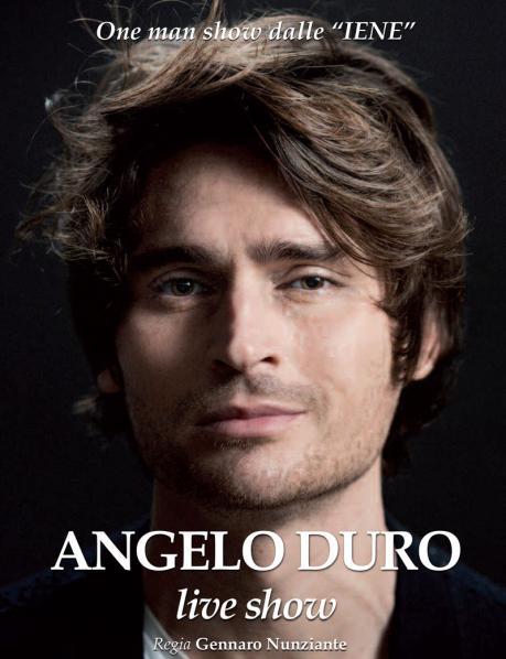 Angelo Duro live Show