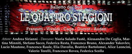 """Balletto del Sud ne """"le Quattro Stagioni"""""""