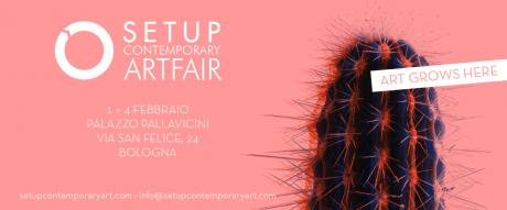 SetUp Contemporary Art Fair 2018 - VI edizione