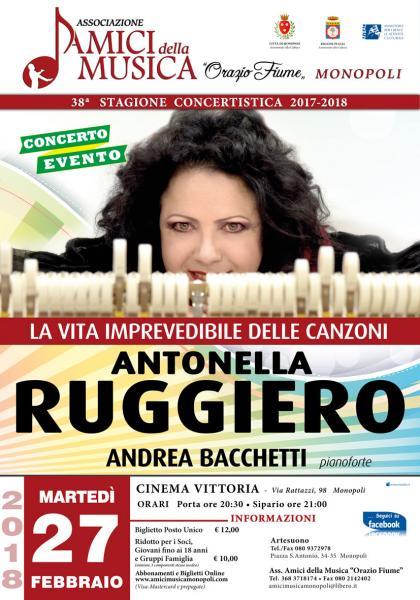 Antonella Ruggiero & Andrea Bacchetti