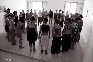 Danzando con Sara Colonna - Pizzica Tarantelle Espressione Primitiva