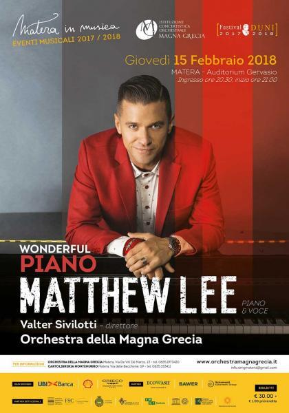 "Matthew Lee in ""Wonderful Piano"""