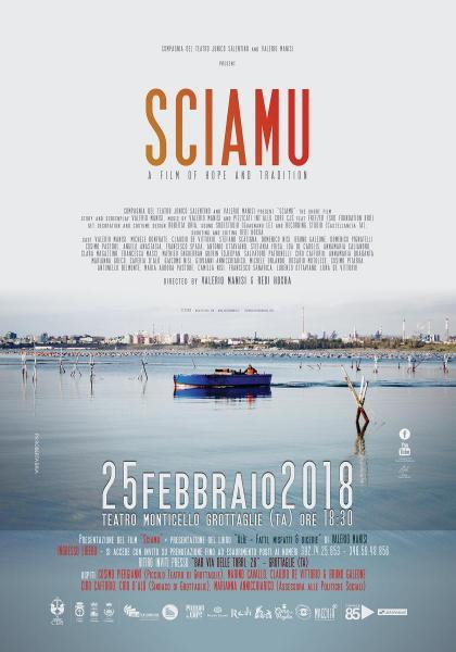 """Presentazione del film """"Sciamu"""" + """"Alìe"""" di Valerio Manisi"""