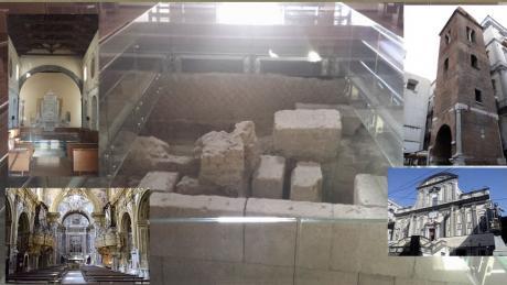 25 Febbraio 2018 Visita guidata Simbolismo esoterico sull'Acropoli di Sant' Aniello a Caponapoli e la città ippodamea
