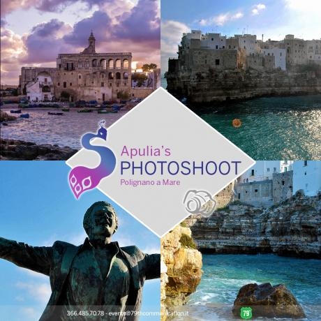 Apulia's Photoshoot - Polignano a Mare