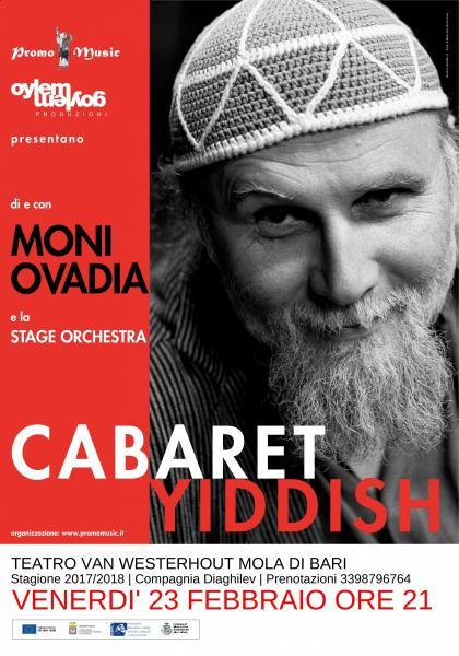 CABARET YDDISH