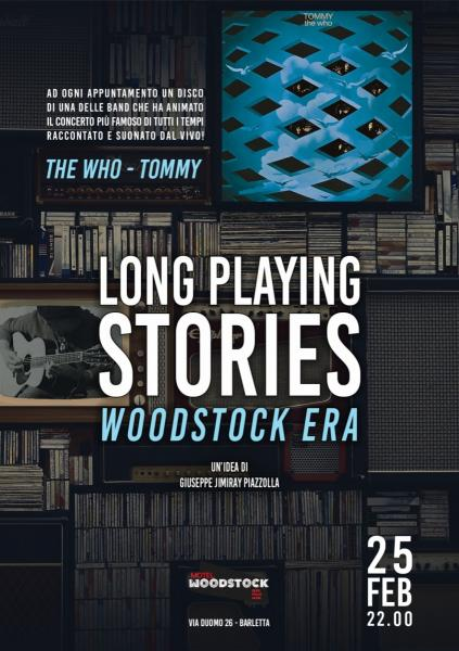 """Long Playing Stories: """"Tommy"""" - The Who"""