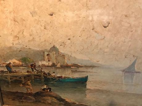 I Maestri della scuola pittorica torrese della prima metà del XX secolo