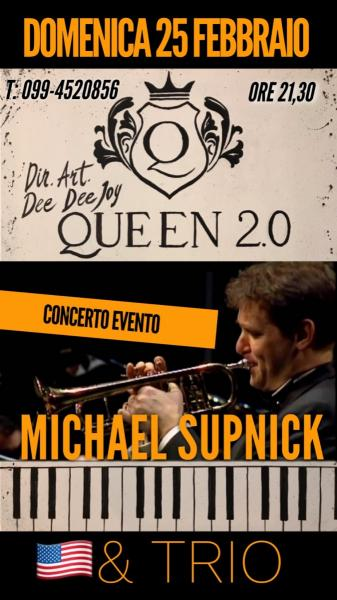 Michael Supnick & Larry Franco trio LIVE JAZZ