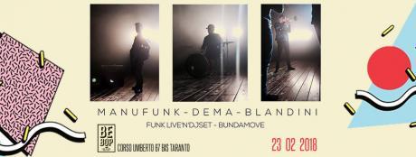 MDB live at Bebop