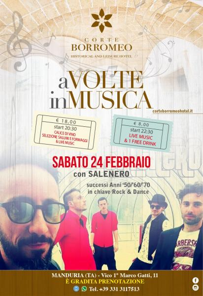 A Volte in Musica - Salenero Band