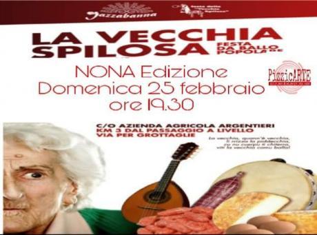 """Pizzica e musica popolare con """"La vecchia spilosa"""" 9a edizione, a cura di Piero Balsamo"""