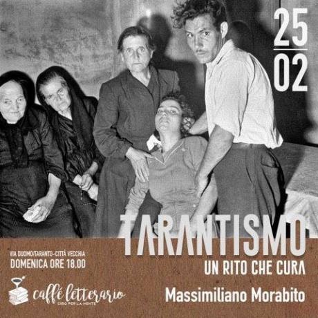 IL TARANTISMO UN RITO CHE CURA interviene Massimiliano Morabito (Canzoniere Grecanico Salentino)
