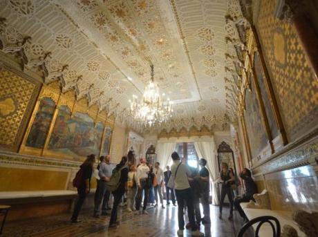 Apertura straordinaria di Palazzo Fizzarotti
