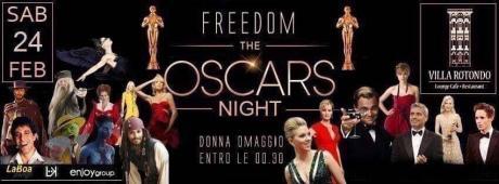 Sab 24 Febbraio - Villa Rotondo - Oscar