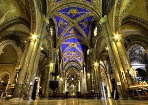 DAL PROCESSO DI GALILEI ALL'ELEFANTINO DI BERNINI: SANTA MARIA SOPRA MINERVA