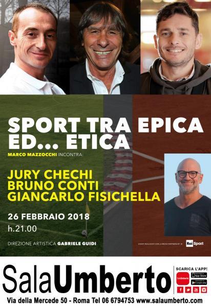 Sport Tra Epica Ed... Etica