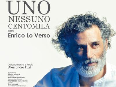 Enrico Loverso - Uno, Nessuno e Centomila