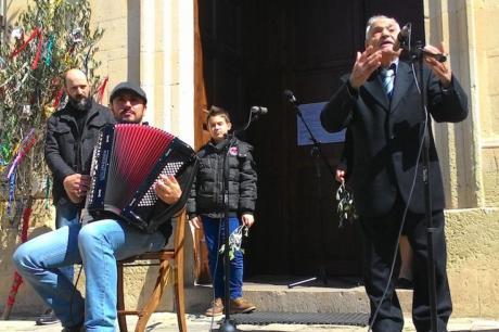 "Canto rituale in griko de ""I Passiuna tu Cristù"""