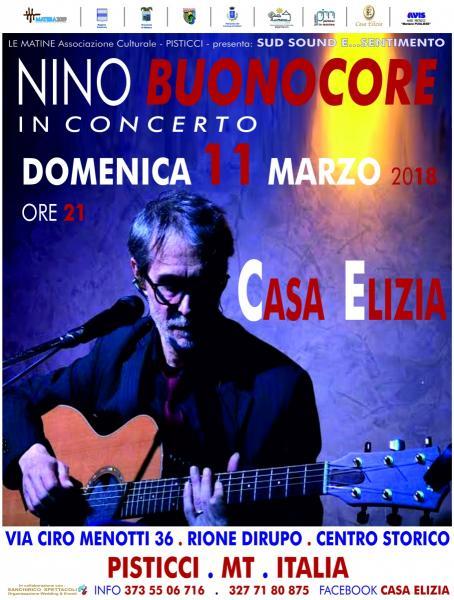 Nino BUONOCORE in Concerto