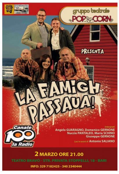 LA FAMIGH PASSAUA!!!