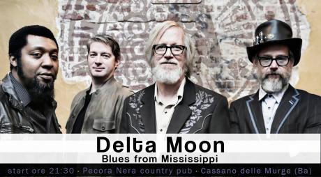 Delta Moon (USA) live