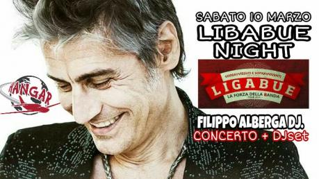 Concerto LIGABUE after Dj. disco