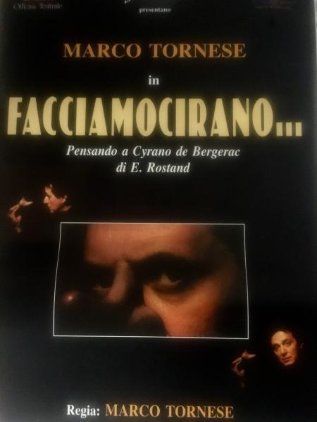 Recital: FacciamoCirano di Marco Tornese