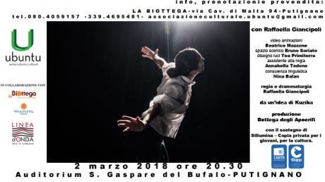 Ubuntu - Autoproduzioni culturali presenta: L'ESTRANEA DI CASA