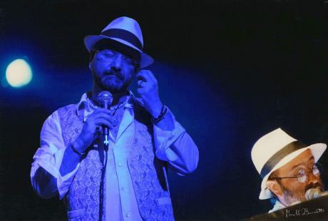 Lucio ed io - Piero Rinaldi canta Lucio Dalla