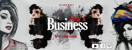 AMY'S Business (AMY WINEHOUSE Tribute Band) live al Fix It Live