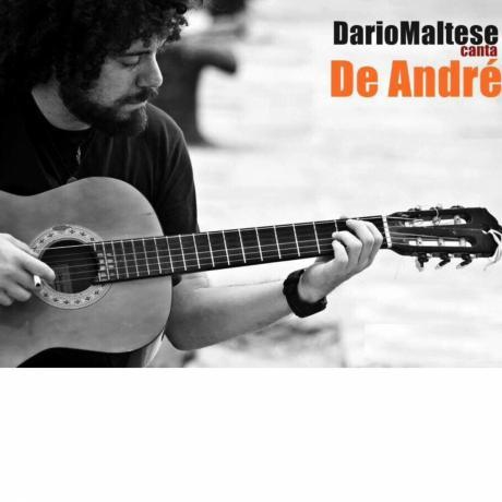 Dario Maltese canta De André / DiVittorio Shock Music Food&Drinks / Gravina in Puglia